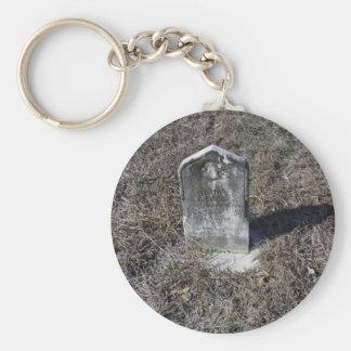 Cemetery Keychain
