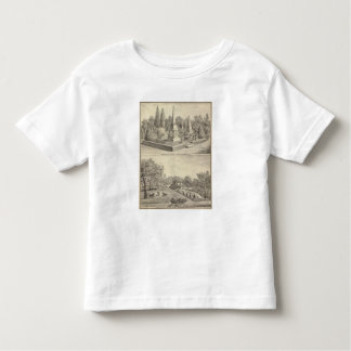 Cemetery lot Sacto, res Woodland Toddler T-shirt