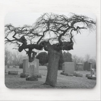 Cemetery Mousepad