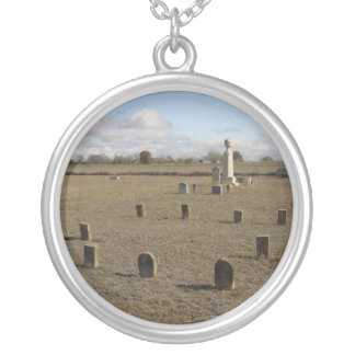 Cemetery Necklace