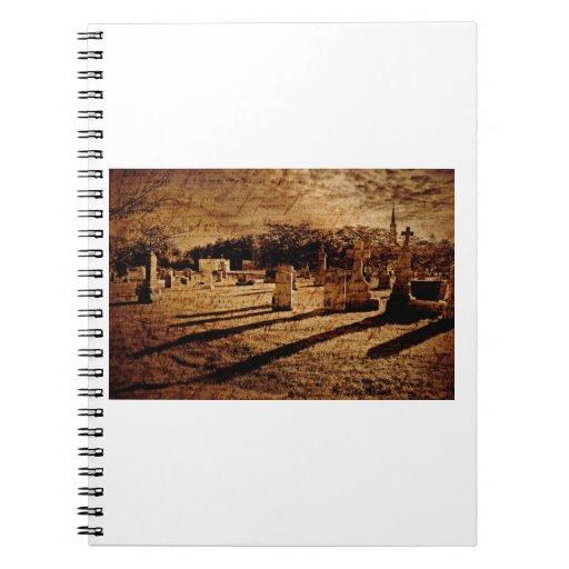 Cemetery Note Books