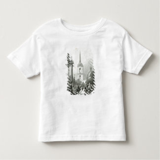 Cemetery of the Smolensko Church Toddler T-shirt