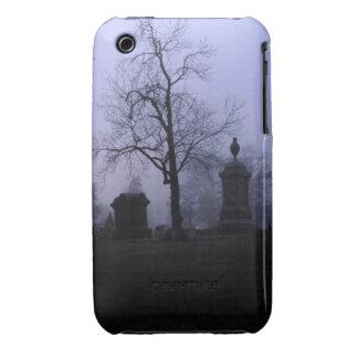 Cemetery Photo iPhone 3 Case-Mate Case