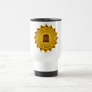 Cemetery Photography Addiction Support Group 15 Oz Stainless Steel Travel Mug