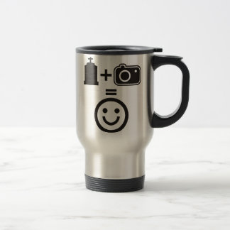 Cemetery Photography Smiley Mugs
