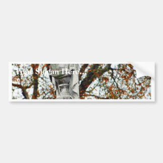 Cemetery Statues Vases Bumper Stickers