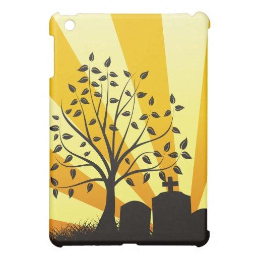 Cemetery Sunburst iPad Mini Case