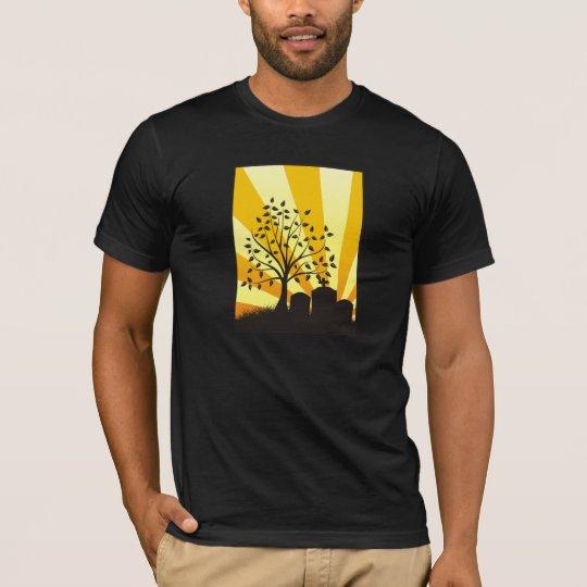 Cemetery Sunburst T-Shirt