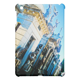 """Cemetery """"the Calm one"""". Case For The iPad Mini"""