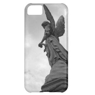 cemetery watcher iPhone 5C case