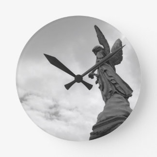 cemetery watcher round clock