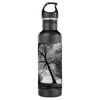Cemscape tilted tree water bottle