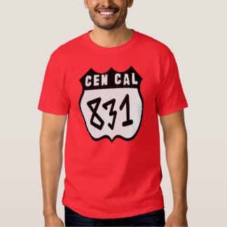 CEN caloría -- Camiseta Playera