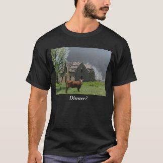 ¿Cena? Camiseta