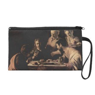 Cena de Caravaggio- en Emmaus