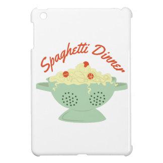 Cena de los espaguetis