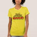 Cena del Burrito Camiseta