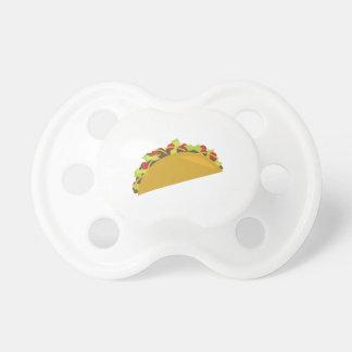 Cena del Taco Chupetes Para Bebes