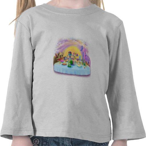Cena en el palacio de Brimlest Camisetas
