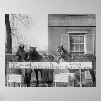 Cena libre para Horses, 1923 Posters
