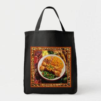 Cena mexicana bolsa de mano