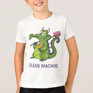 Cenagoso - máquina limpia playera