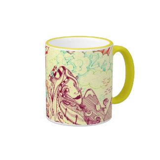 Cenario Ringer Coffee Mug