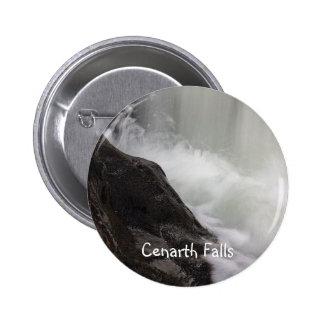 Cenarth Falls Pinback Buttons