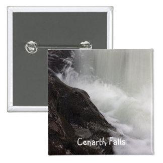 Cenarth Falls Pinback Button