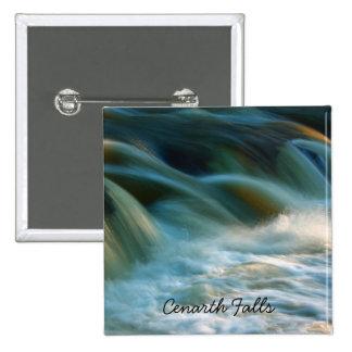 Cenarth Falls Button