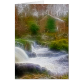Cenarth Falls Card