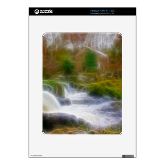 Cenarth Falls Decal For The iPad