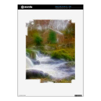 Cenarth Falls iPad 2 Decal