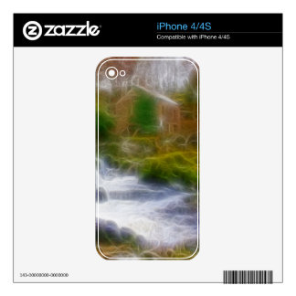 Cenarth Falls iPhone 4S Decal