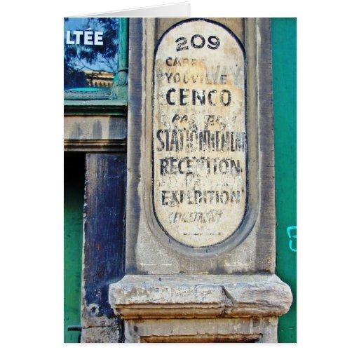 Cenco Import Ltd. Card
