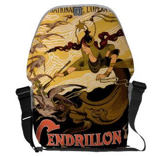 Cendrillon Courier Bag