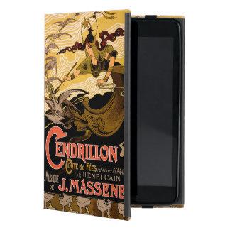 Cendrillon Cover For iPad Mini