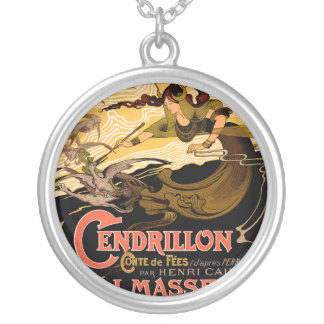 Cendrillon Silver Plated Necklace