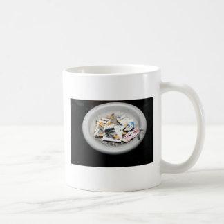 cenicero taza