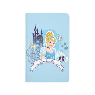 Cenicienta - corazón gracioso cuadernos grapados