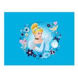Cenicienta - graciosa como princesa verdadera