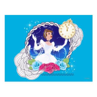 Cenicienta - princesa Cenicienta Postales