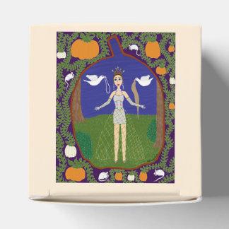 Cenicienta (serie de la moda del cuento de hadas cajas para regalos