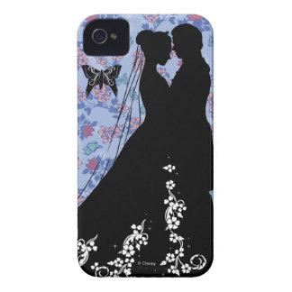 Cenicienta y príncipe el encantar iPhone 4 Case-Mate funda