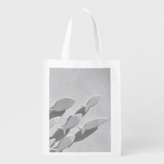 Ceniza de querer de árbol bolsas de la compra