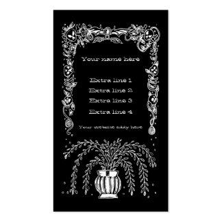 cenotafio tarjetas de visita