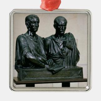 Cenotaph of the Gracchi, 1853 Ornament