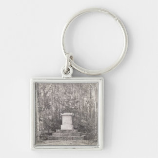 Cenotaph to Sir Joshua Reynolds at Coleorton Hall, Keychain
