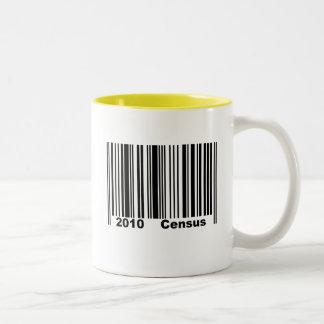 Censo 2010 taza de café