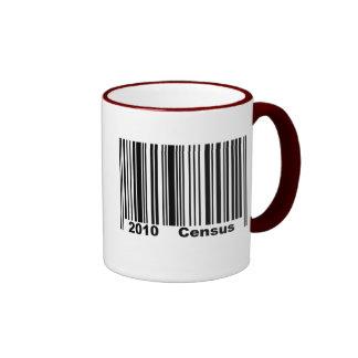 Censo 2010 tazas de café